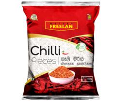 Freelan Chilli Pieces 100% Natural & Premium Quality Ceylon Pure Organic  - $7.87+