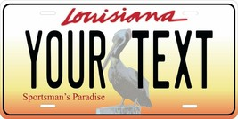 Louisiana 2005 License Plate Personalized Custom Car Bike Motorcycle Mop... - $10.99+