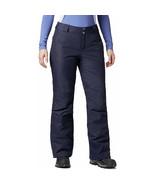 Columbia Sportswear Women's Bugaboo Oh Pant, Dark Nocturnal, XL R - $98.99
