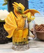 "Ebros Drunken Beverage Spirit Drinks and Dragons Statue 7.75"" Tall Medie... - €37,07 EUR"