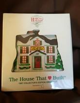 Dept 56 Ronald Mc Donald House 1997 The House That Love Built Ornament 8961 - $5.00