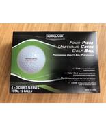 NEW Costco Kirkland Signature Urethane Cover Golf Balls 1 Dozen, 4 - 3 C... - $942,29 MXN