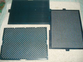 Vintage 1970 Lite Brite Light Bright Picture Guide Action Screen Replacement  - $24.74