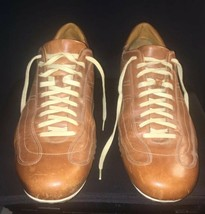 Pair of Cole Haan Mens 11 1/2  Shoes w Slight Heel. - $39.59