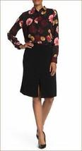 new Tahari women skirt TH93214 312695 black sz 4 - $26.22