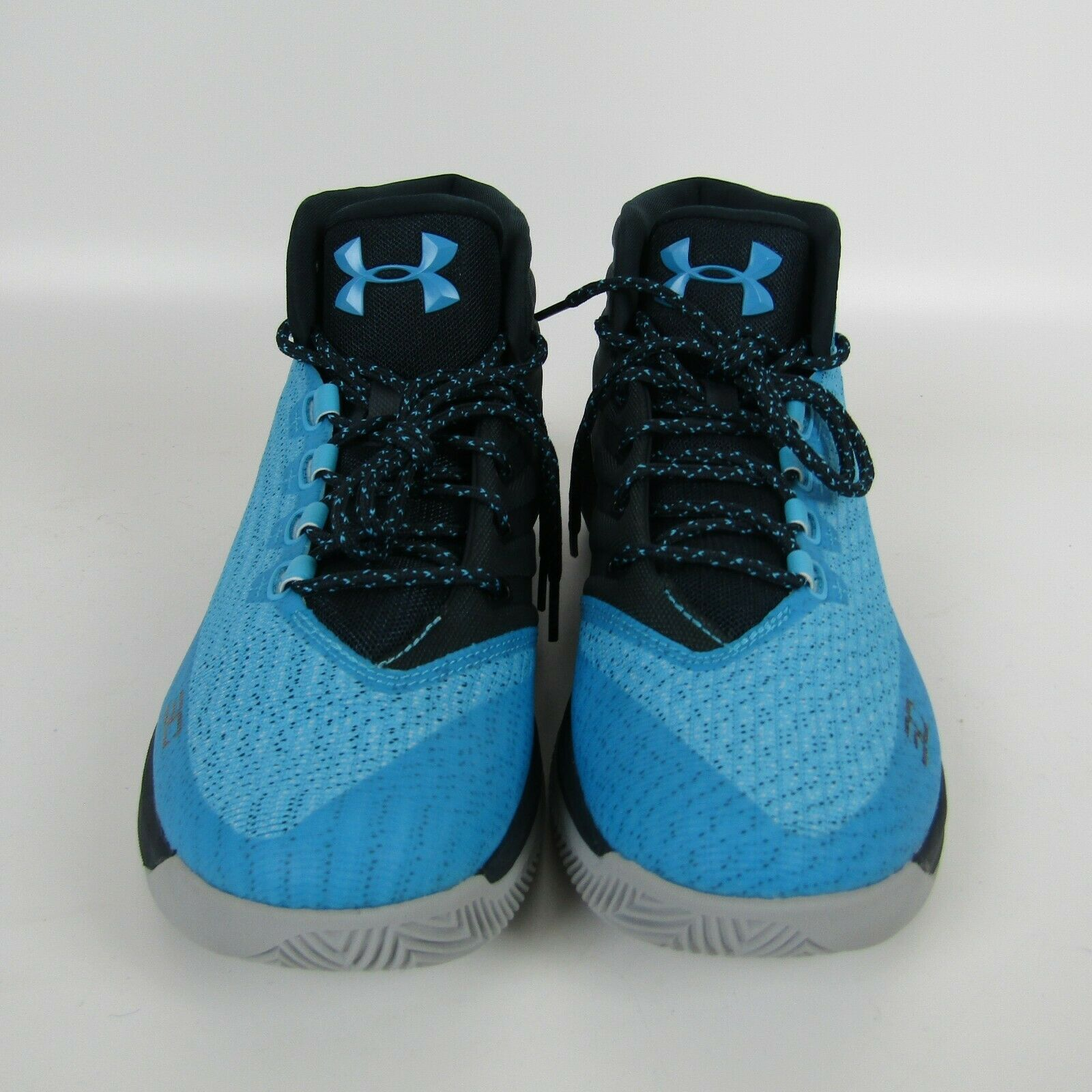 Under Armour Men's Basketball Sneakers Steph Curry 3 Blue Size 10.5 1269279-458 image 4
