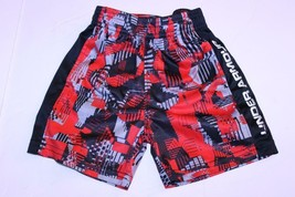 Infant/Baby Under Armour Sz 24 Mo Red & Black Shorts - $12.19