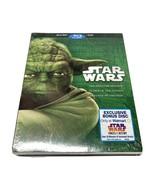Star Wars Prequel Trilogy Episodes I, II, III. Blue ray DVD HTS - $49.49