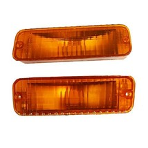 A-Team Performance Turn Signal Light Left & Right Side Compatible With 83-88 For