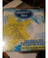 AMERICAN IDOL Talent Challenge - Interactive DVD only - $7.91