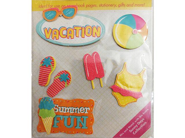 Made for Retail Inc Sunny Days Sticker Set #234-24-1665
