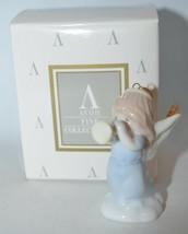 Avon Fine Collectibles Precious Moments Joy To The World Porcelain Ornam... - $9.50
