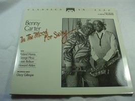 Benny Carter - In The Mood For Swing - Excellent Condition -   - $17.99
