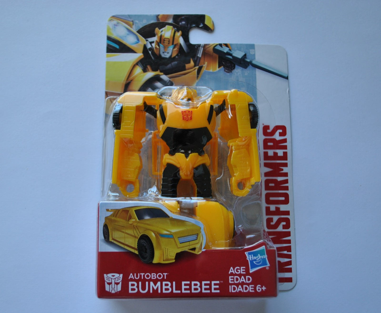 "Primary image for Hasbro Transformers 4"" Autobot BUMBLEBEE Action Figure"