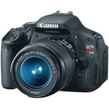 Canon EOS Rebel T3i Digital SLR Camera w/ EF-S 18-55mm f/3.5-5.6 Lens - $629.95