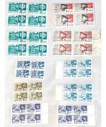 40 Lot 1966 Cccp Noyta 30,16,10,6,2 Kon 1917-1966 1 GBP 49 Ans Timbres U... - $9.38