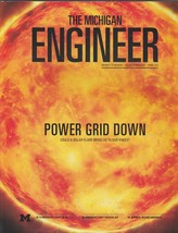 the Michigan Engineer Spring 2016 Univ. of Mich. College of Engineering magazine - $20.21