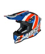 Just1 J12 Union Jack Off Road Helmet, red, XL J12ukrd-XL - $319.30