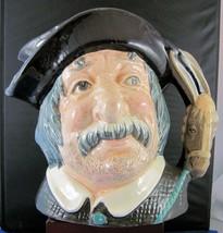 """Royal Doulton Character Jug - """"Sancho Panca"""" D6456 - $61.74"""