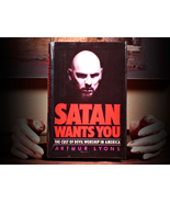 Satan Wants You: The Cult Of Devil Worship In America (1988) - $26.95