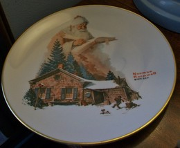 """Norman Rockwell """"Good Deeds"""" Collector's Edition Gorham China Collector Plate - $21.15"""