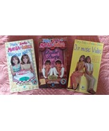 Mary-Kate & Ashley Olsen VHS Lot of 3 Ballet Party, Birthday Party, Our ... - $8.99