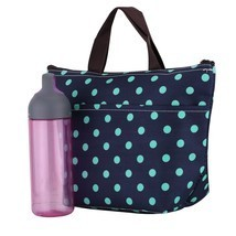 Insulated Lunch Bag Women Tote Thermal Box Cooler Travel Picnic girls Be... - €18,53 EUR