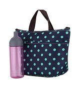 Insulated Lunch Bag Women Tote Thermal Box Cooler Travel Picnic girls Be... - $21.58