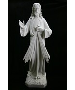 "32"" X-Large Divine Mercy of Jesus Christ Catholic Statue Sculpture Relig... - $319.95"