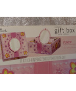 gift boxes that look like JEWELRY OR MAKE UP BOXES - pink - $2.00