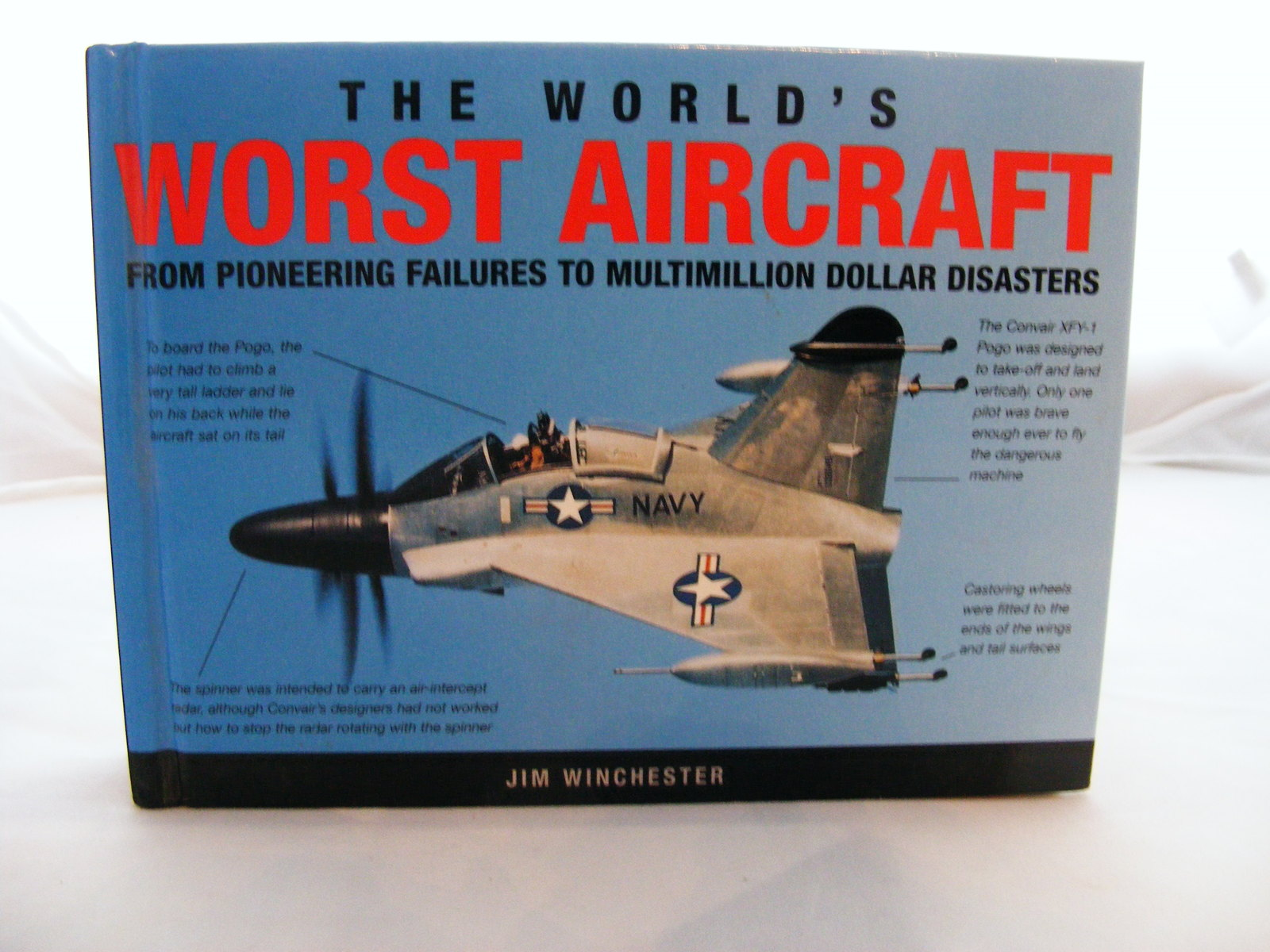 Primary image for The Worlds' worst Aircraft