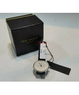 Ted Baker Brad Multifunction Leather Strap Watch  - $47.67