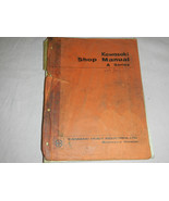 1969 1970 1971 KAWASAKI A1 A7 H1  SHOP SERVICE REPAIR MANUAL - $143.43