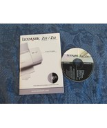 Lexmark Z22, Z32 Driver Software & User Guide For Windows & Mac - $9.95