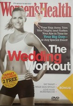 Women's Health: The Wedding Workout DVD Tone for your BIG DAY! - $4.26