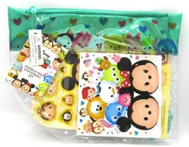Disney Tsum Tsum Doodle Pad Stationery Set with Mechanical Pencil Pen & ... - $5.93
