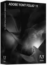 Adobe Font Folio 11 lifetime - International Shipping - $600.00