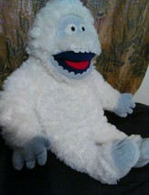 Bumble Build a Bear Christmas Abominable Snowman stuffed Animal Plush Ru... - $45.00