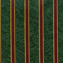 Longaberger Business Card Basket Liner -Imperial Stripe Fabric New - $10.73