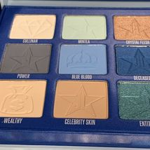 NEW IN BOX Jeffree Star BLUE BLOOD Palette 18 Pans Of Blue CRUELTY FREE SEE PICS image 3