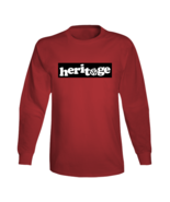 Heritage Signature - Men Tee Long Sleeve - $21.99+