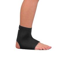 FLA Safe T-Sport Neoprene Ankle Support X-Large - Black - $23.23