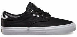 Vans Chima Ferguson Pro WAXED TWILL BLACK CHECKERS Men's Skate Shoes SZ ... - $50.45