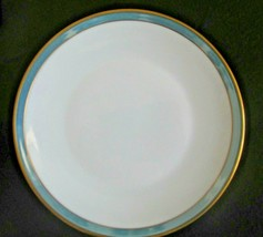"""Rosenthal Gala Blue Form 2000 6"""" Bread & Butter Plate Mid Century Loewy - $12.17"""
