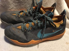 Used/Worn Nike Zoom Crusader Mens size 11.5 Basketball shoes - $49.49