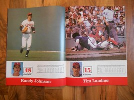 Old Vintage 1982 Yearbook Minnesota Twins MLB Baseball Sports Publication Magazi - $9.99