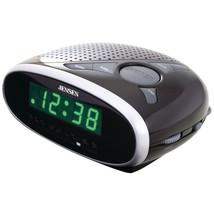 JENSEN JCR-175A AM/FM Alarm Clock Radio - $31.30