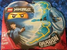 LEGO Ninjago 70646 Jay Dragon Masters of Spinjitzu 92 pcs mini figure Jay - $21.77