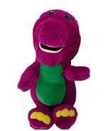 "Vintage Plush Barney Dinosaur 10"" Lyons Golden Bear Co 1992 Stuffed Anim... - $12.00"