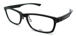 Oakley Rx Eyeglasses Frames OX3090 22-193 53-18-141 Plank Matte Black - $176.40